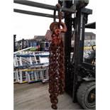4 Leg Lifting Chain Grade 8 30t