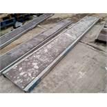Aluminium Staging Board 4.15m