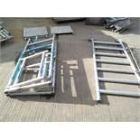 Quantity of Scaffold Podium Spares and Repairs