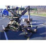 3 POINT LINKAGE REAR MOUNTED DIGGER