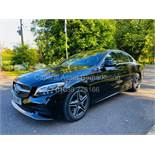"""MERCEDES C220d """"AMG-LINE"""" 9G TRONIC (69 REG - FACELIFT MODEL) 1 OWNER *GREAT SPEC* A MUST SEE"""