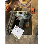 LOT OF 2 NAIL GUNS