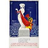 Advertising Poster LT Roman Centurion London Underground Bainbridge