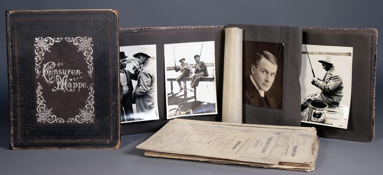 Arminius Hasemann. Dokumente zu Leben und Werk. Zeugnisse, Fotografien, Urkunden und anderes mehr.