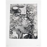 Imre Reiner. Serenade. Zehn Radierungen. 1957–1959/1965. 56 : 38 cm (Blattgröße). Signiert und