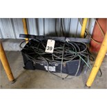Lot of Welding Cables & Cords