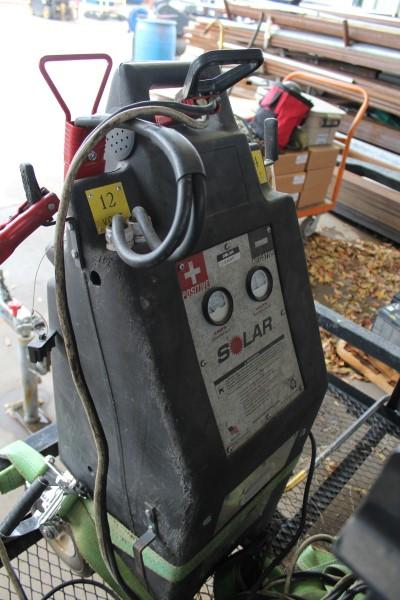 Solar 12/24 Volt Battery Pack