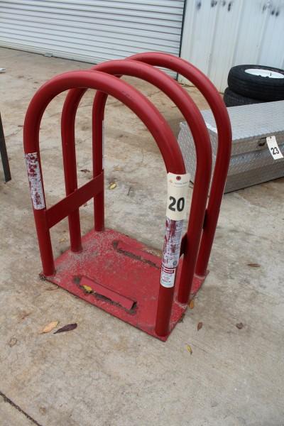 Branick Tire Inflator Cage, M# 2130