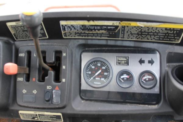 Kubota RTV, M# RTV900, S/N 91692, Product I.D# KRTV900A81091692, - Image 4 of 4