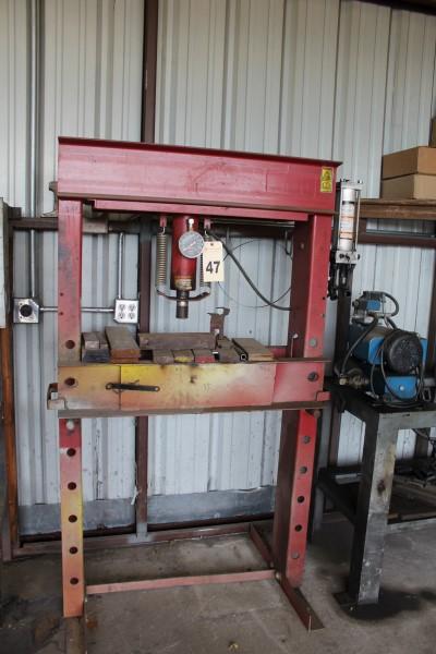 55 Ton H-Frame Press