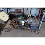 Lot of Welding Supplies & Leads