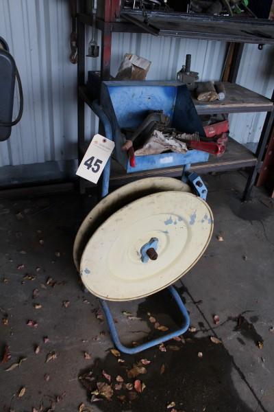 Banding/Strapping Cart
