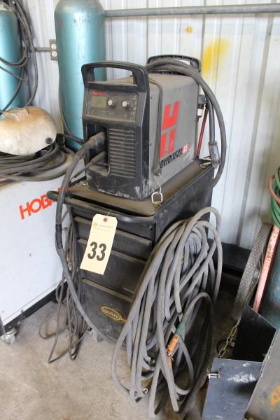 Hypertherm Plasma Cutting System, M# Powermax 85, S/N 85-007510