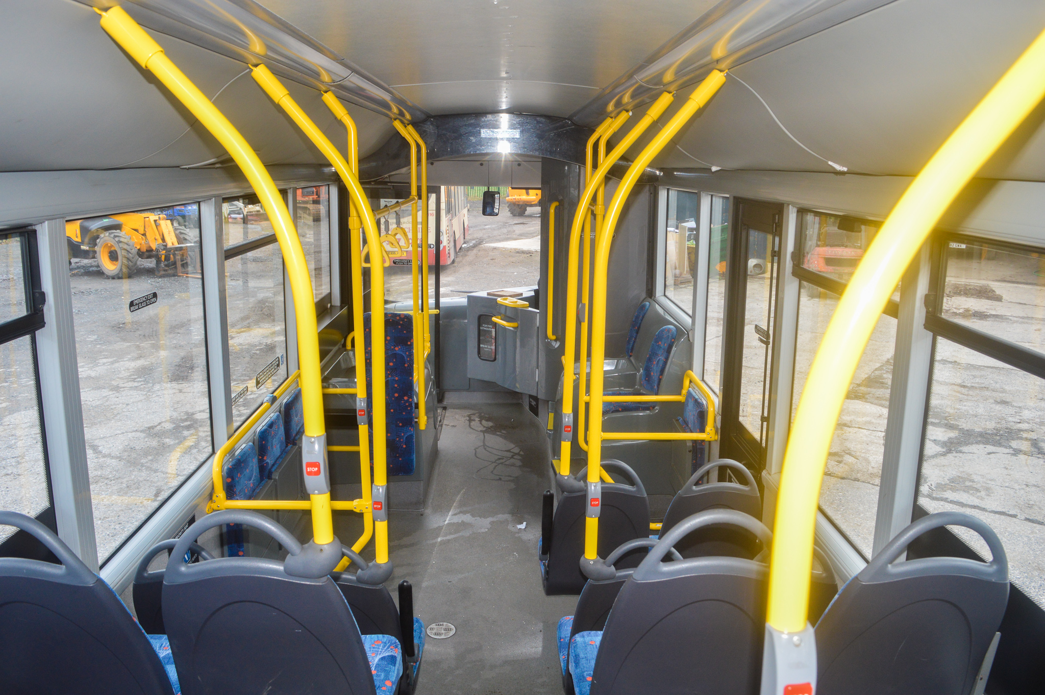 Lot 2 - Alexander Dennis Dart 4 Enviro 2000 29 seat single deck service bus Registration Number: YX12 FRD