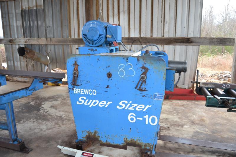 BREWCO MODEL 6-10 SUPER SIZER - Image 2 of 3