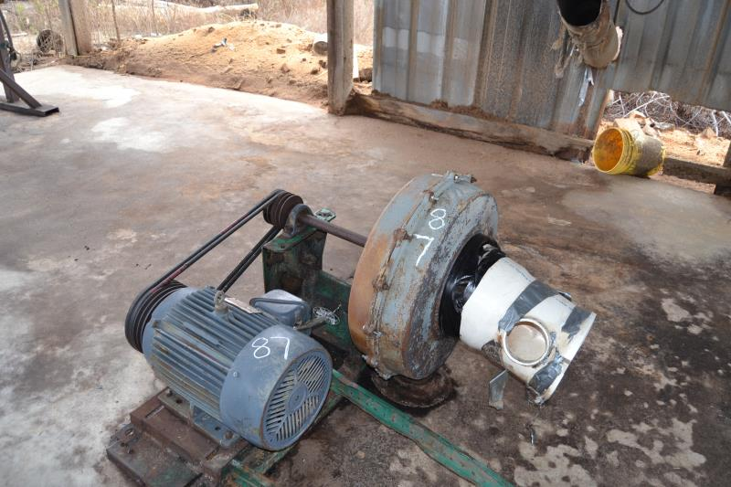 "Lot 87 - PHELPS 24"" SUCTION BLOWER"