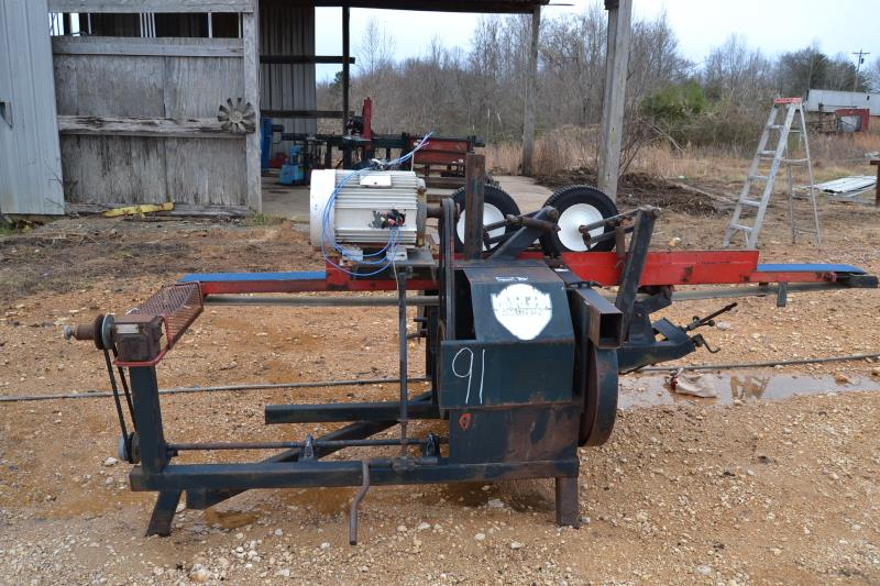 Lot 91 - MORGAN SINGLE HEAD BAND RESAW