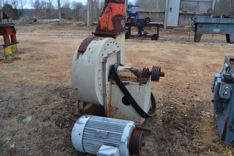"Lot 96 - 36"" SUCTION BLOWER"