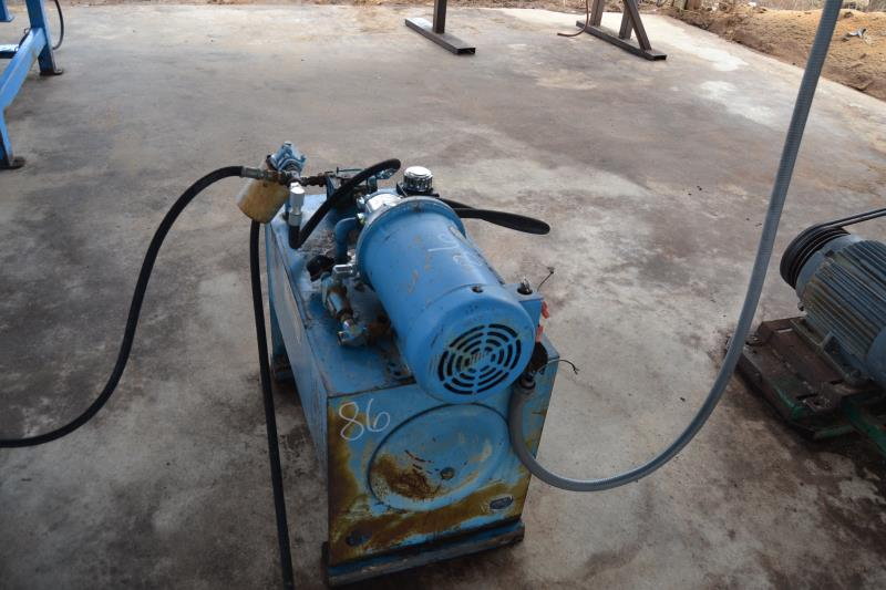 5 HP HYDRAULIC POWER PACK