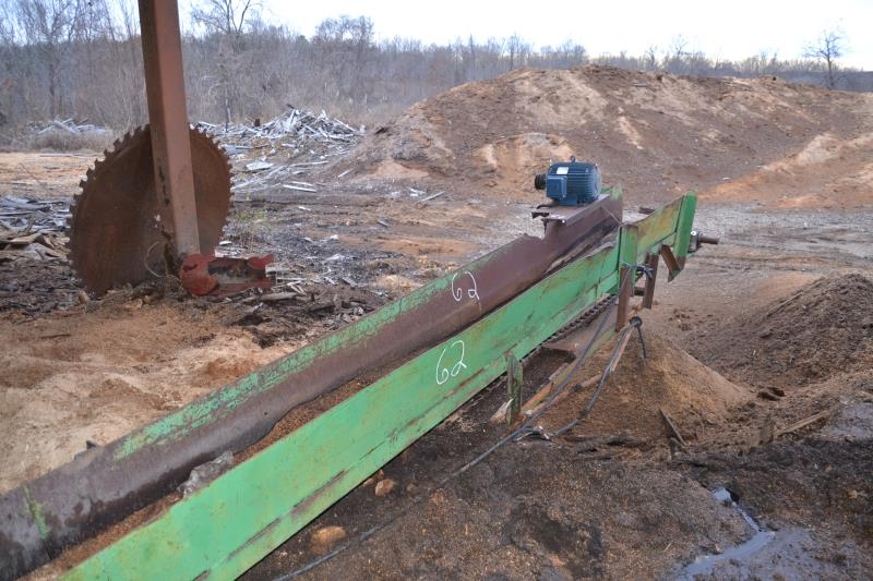 "Lot 62 - 20""X24' WASTE CONVEYOR"