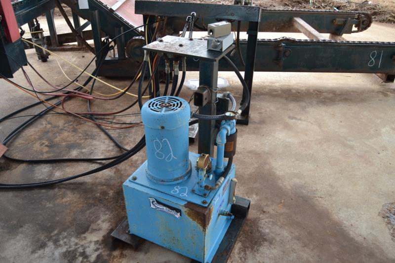 5HP HYDRAULIC POWER PACK
