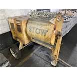 Stow 18 Mortar & Plaster Mixer