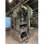 "MINSTER No. 6 OBI Press, s/n 6-SS-28320, 60 Ton Capacity, 32"" x 21"" Bolster, 90 SPM, 2.75""Slide Adj,"