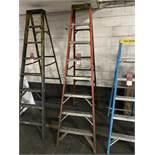 Werner 8' Fiberglass Step Ladder