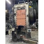 "BLISS F-S1-1600-38-46 Forging Press, s/n CN-2752, 1600 Ton Capacity, 38"" x 46"" Bed, Allen Bradley"