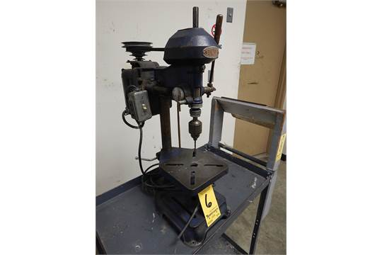 Awesome Dunlap 12 Inch Bench Model Drill Press 110 1 60 Ac Gmtry Best Dining Table And Chair Ideas Images Gmtryco