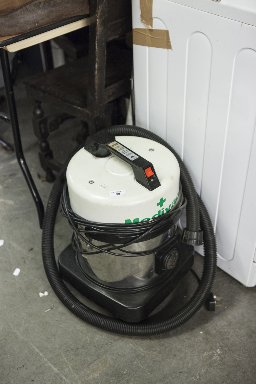 Lot 90 - MEDIVAC MICRO-FILTER GLOBE VACUUM CLEANER