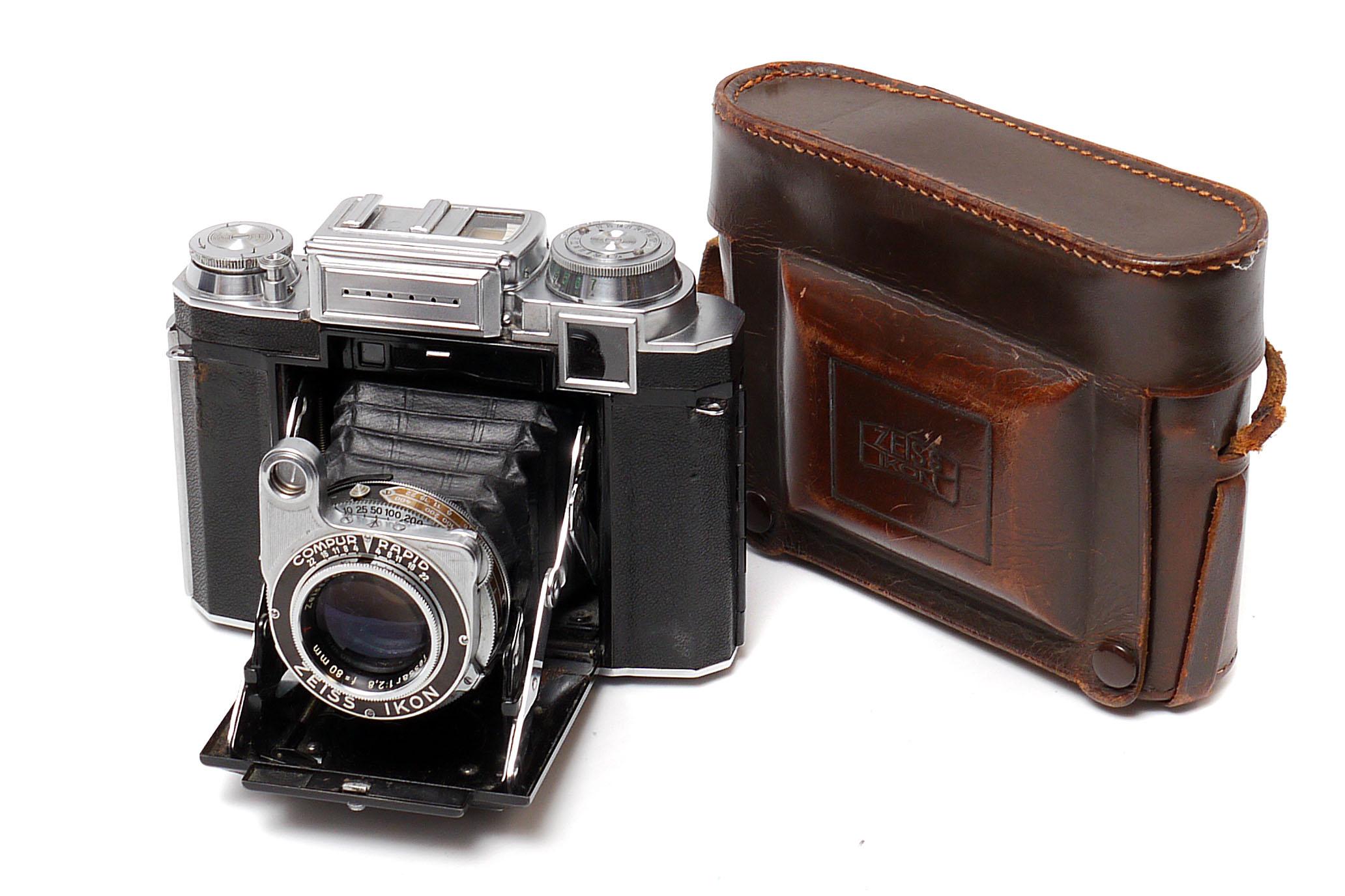 Super Ikonta 533/16 - Camera-wiki.org - The free camera encyclopedia