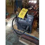 LINCOLN 180 DUAL POWER MIG WELDER SINGLE PHASE 120/208/230V, SN M3140207795, CODE 11828