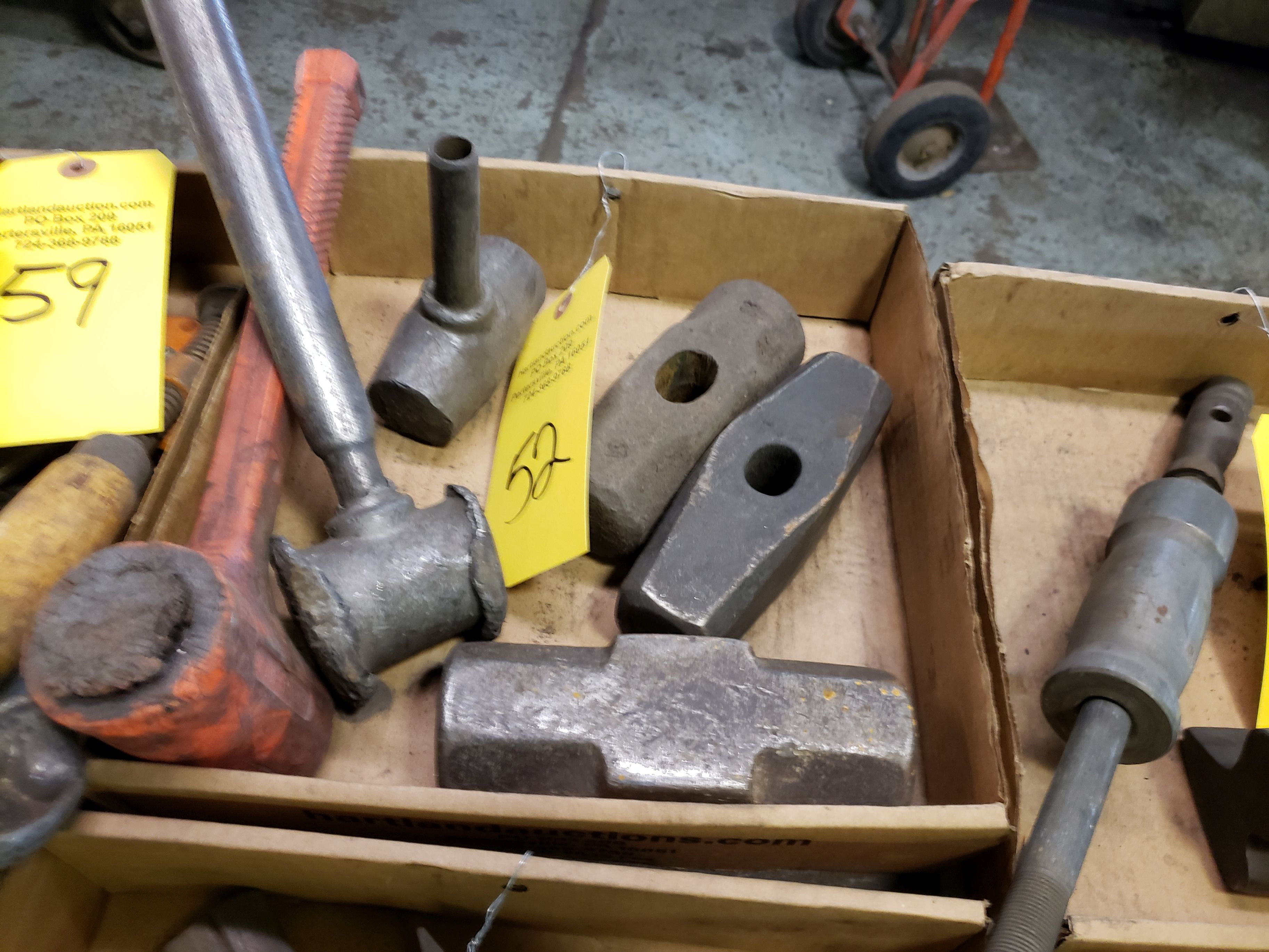 Lot 52 - HAMMERS 2 BOXES