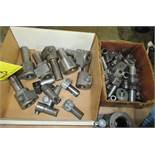 LOT OF TURRET TOOL HOLDERS [LOCATED IN CLIFTON, NJ]