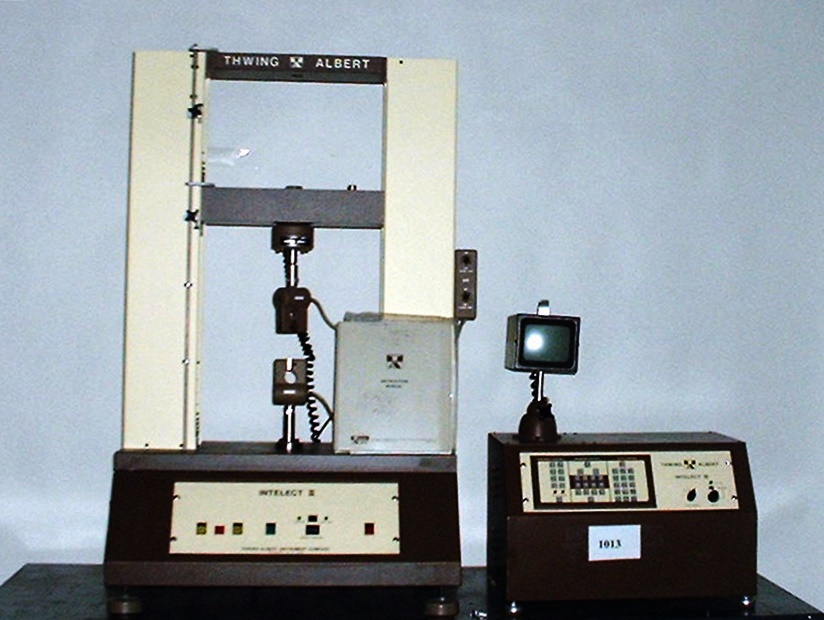 Lot 139 - THWING ALBERT MDL. INTELLECT II #1450-24B TINSILE TESTER