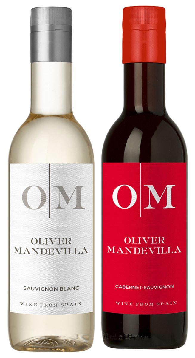 1 x Pallet of Oliver Mandevilla Cabernet-Sauvignon