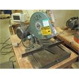CTD mod. M225, Miter Cut-Off Saw S/N 3634