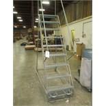 9-Step Portable Ladder