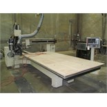 Motion Master 5'x10' CNC Router w/ Fagor  Controls Sawing ATC