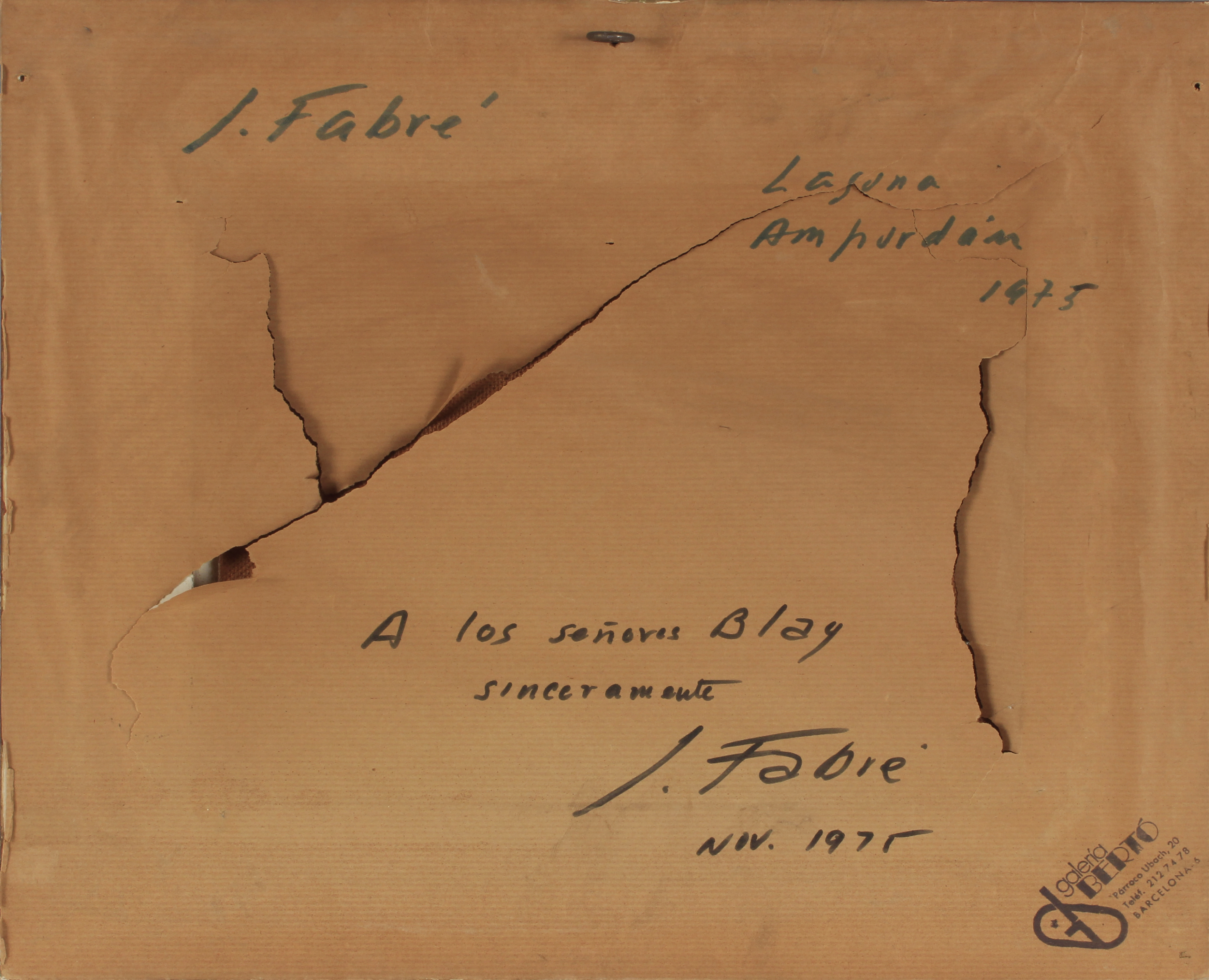 Jordi Fabré - Image 3 of 3