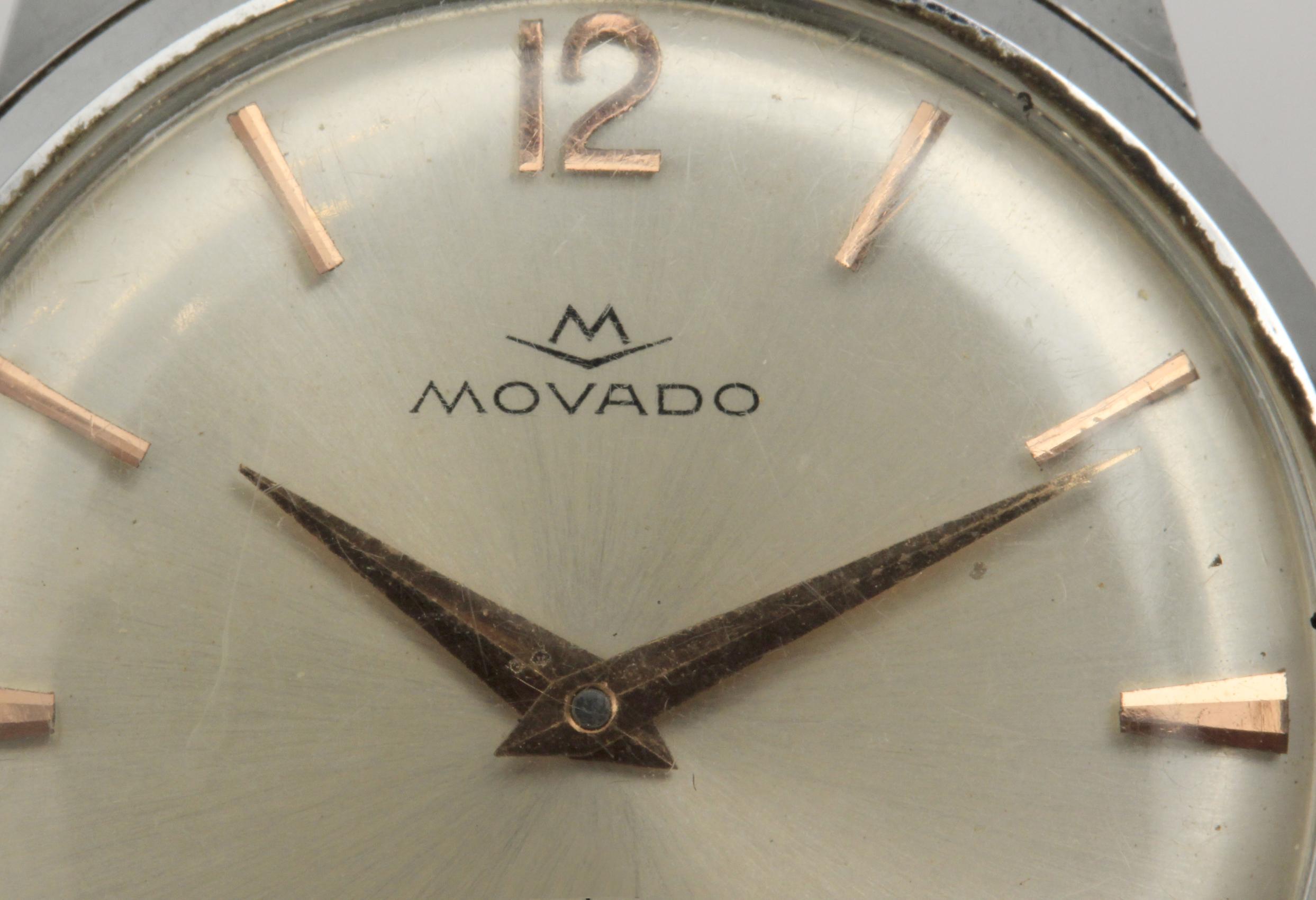 Lot 67 - Movado Splendit