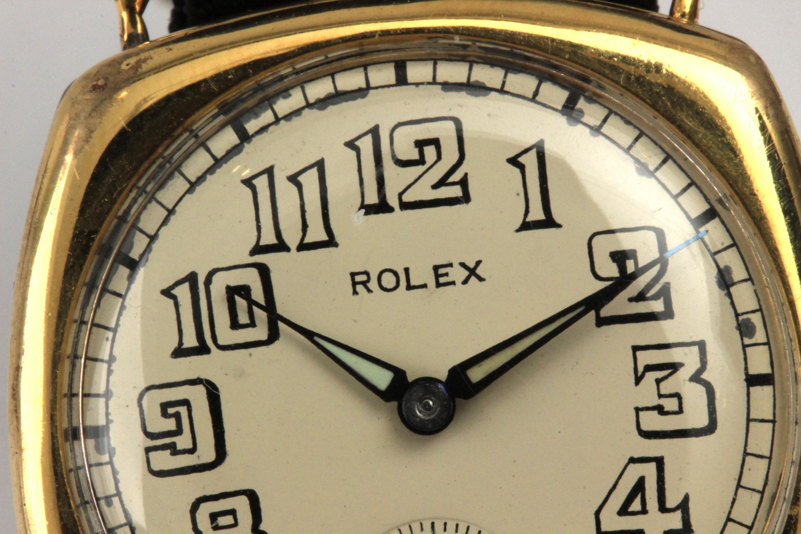 Lot 79 - Rolex circa 1920
