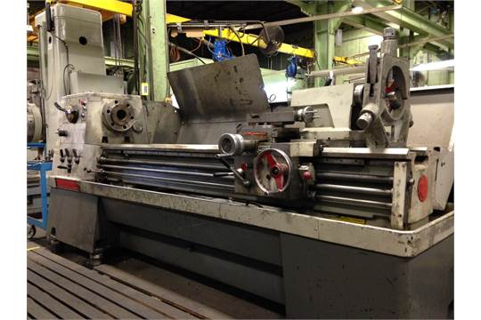 colchester mastiff 1400 engine lathe 21 x 80 swing over bed 21 rh bidspotter com Clausing Colchester 13 Lathe Clausing Metal Lathe