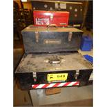 LOT/ TOOL BOXES