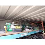 LOT/ CONTENTS OF SHELF CONSISTING OF SPOT WELDERS AND WELDING HOSES (SC 520)
