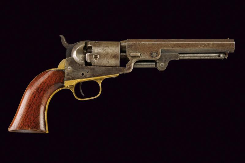 Lot 36 - Colt Model 1849 Pocket Revolver
