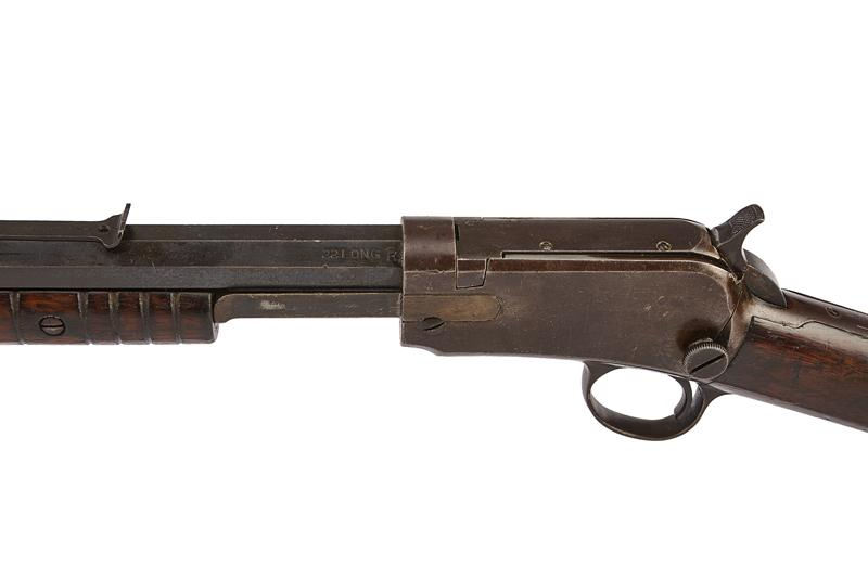 Lot 1 - A Winchester Slide Action Rifle