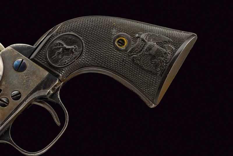 Lot 23 - A Colt Single Action Army Revolver