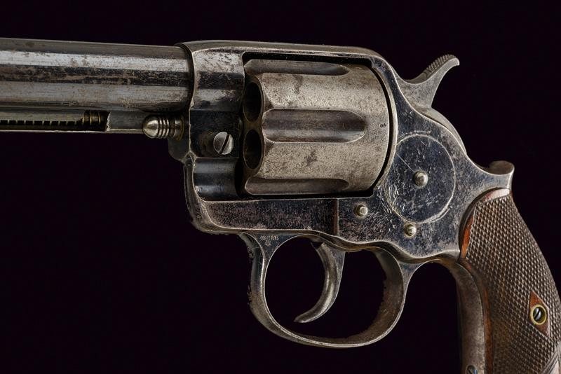 Lot 29 - A Colt Mod. 1878 Frontier D.A. revolver for the British market